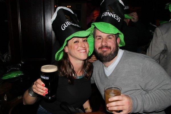 St. Patrick's 2015