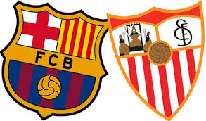 Futbol - F.C. Barcelona vs Sevilla