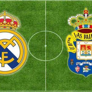 Futbol - R.Madrid vs Las Palmas