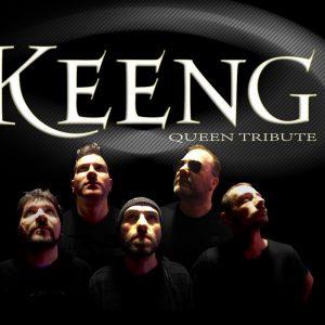 "Keeng ""Queen tribute"""