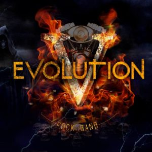 "EVOLUTION V ""Rock band"""