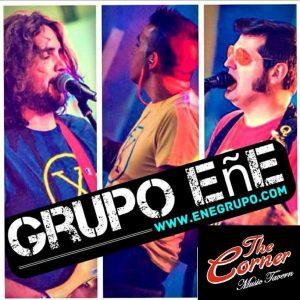 """Grupo Eñe """"Pop Español 80 y 90"""""""