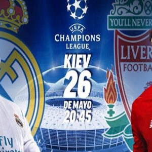 "R. Madrid vs Liverpool ""Final Champions"""