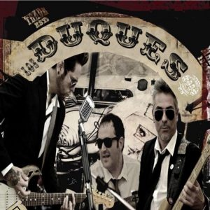 "LOS DUQUES ""Rock covers Texican style"""