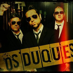"Los Duques ""Rock & Pop covers"""