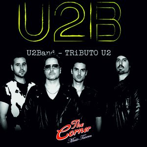 "U2 BAND ""U2 Tribute"""