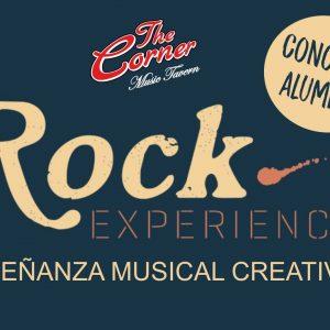 Alumnos Rock Experience (Escuela de Música)