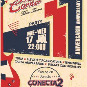 """11 Aniversario """"Conectado2 en directo"""""""