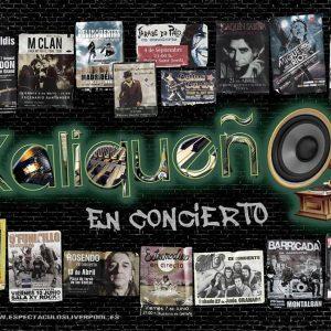 """KALIQUEÑOS """"Pop español, rumba, fusión"""""""