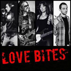 "LOVE BITES ""Pop & Rock covers"""