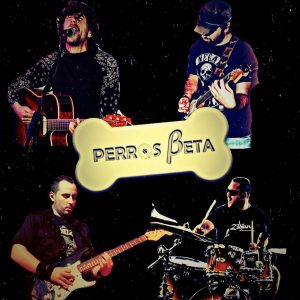 "Perros Beta ""Pop-Rock nacional"""